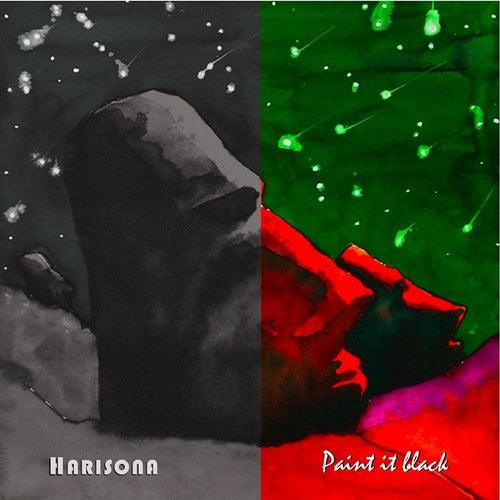 Paint It Black von Harisona