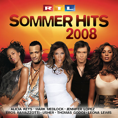 RTL Sommer Hits 2008 von Various Artists