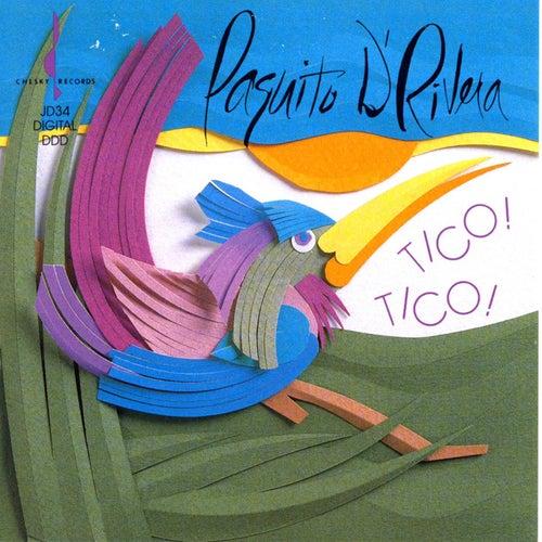 Tico Tico by Paquito D'Rivera
