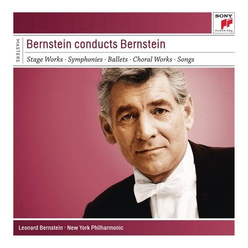 Leonard Bernstein conducts Bernstein de Leonard Bernstein / New York Philharmonic