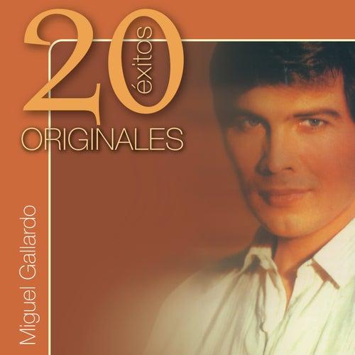 Originales (20 Exitos) de Miguel Gallardo