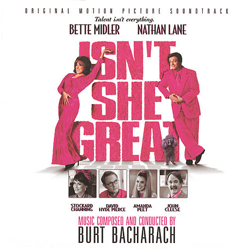 Isn't She Great de Burt Bacharach