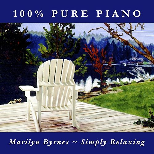 Simply Relaxing by Marilyn Byrnes
