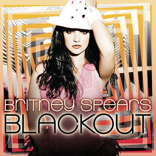 Blackout van Britney Spears