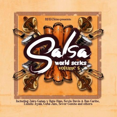 Salsa World Series Volume 5 de Various Artists