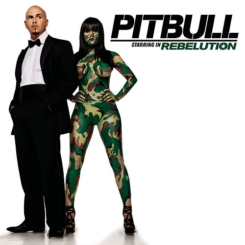 Pitbull Starring In Rebelution von Pitbull