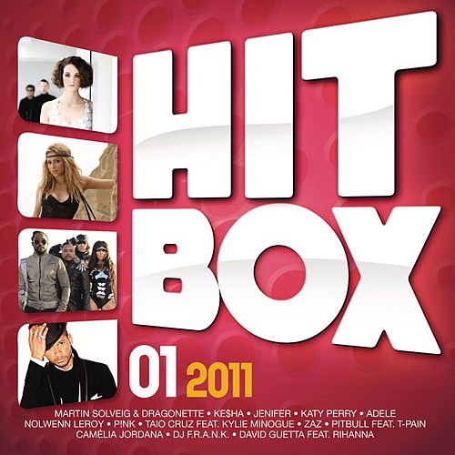 Hitbox 2011 Vol.1 de Various Artists