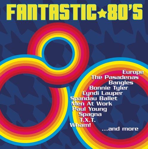 Fantastic 80's di Various Artists