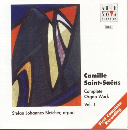 Saint-Saens: Complete Organ Works-Box by Stefan Johannes Bleicher