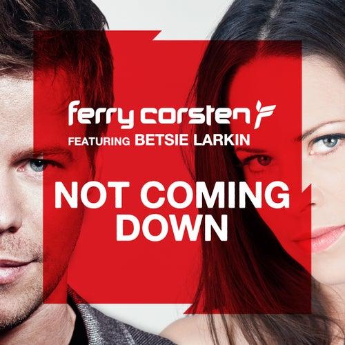 Not Coming Down von Ferry Corsten