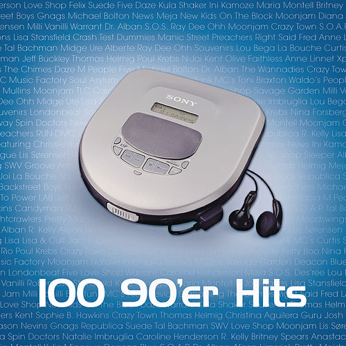 100 90'er Hits by Various Artists