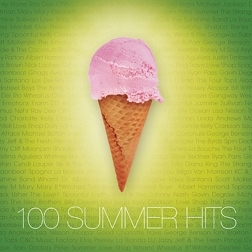100 Summer Hits by Various Artists