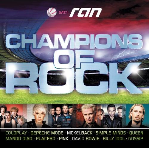 SAT.1 - Ran - Champions Of Rock von Various Artists