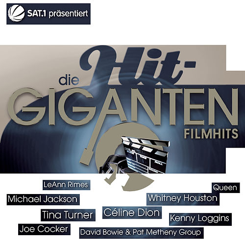Die Hit Giganten - Film Hits de Various Artists