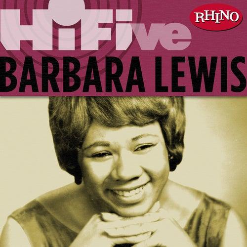 Rhino Hi-five: Barbara Lewis de Barbara Lewis