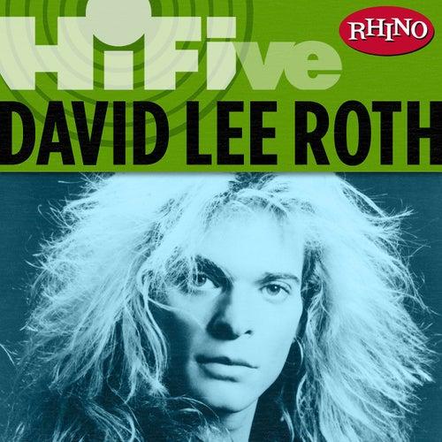 Rhino Hi-five: David Lee Roth de David Lee Roth