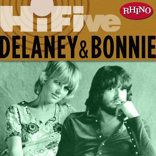 HiFive van Delaney & Bonnie