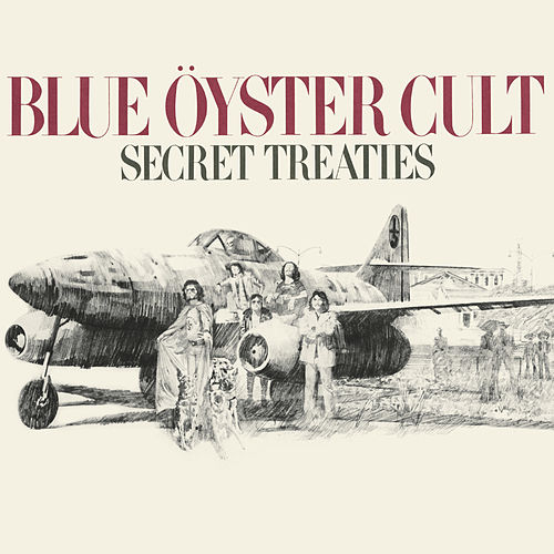 Secret Treaties de Blue Oyster Cult
