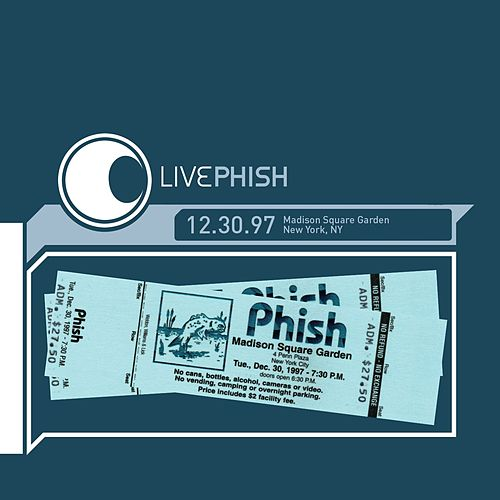 LivePhish 12/30/97 Madison Square Garden, New York, NY von Phish