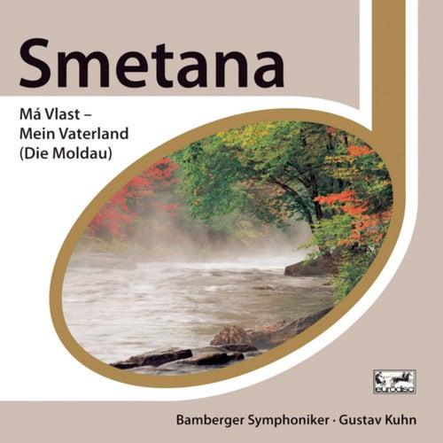 Smetana - Mein Vaterland de Gustav Kuhn