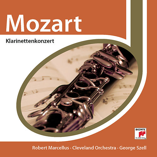 Mozart: Klarinettenkonzert by George Szell