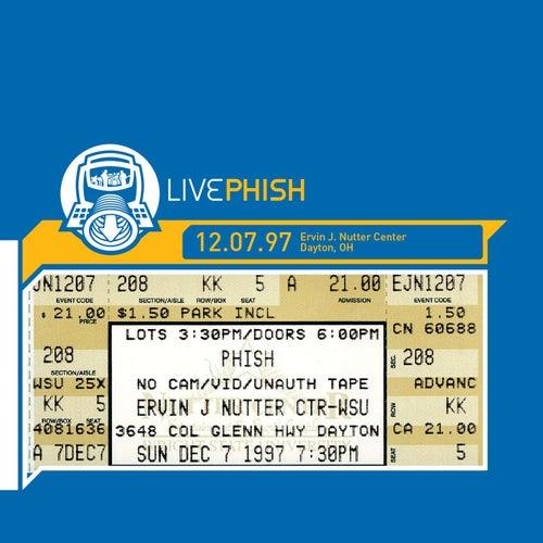 LivePhish 12/07/97 von Phish