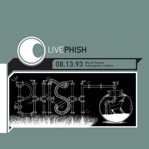 LivePhish 8/13/93 de Phish
