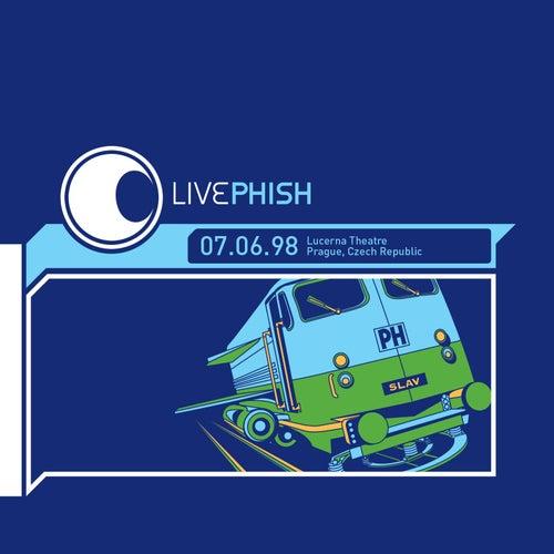 LivePhish 07/06/98 von Phish
