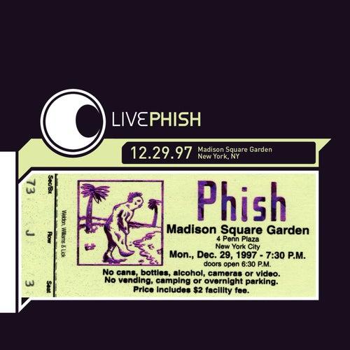 LivePhish 12/29/97 de Phish