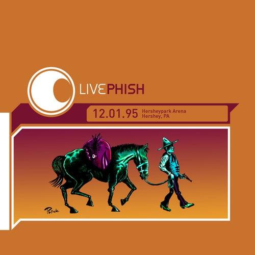 LivePhish 12/01/95 von Phish