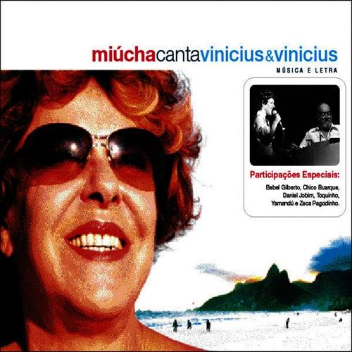 Miucha canta Vinícius & Vinícius de Miúcha