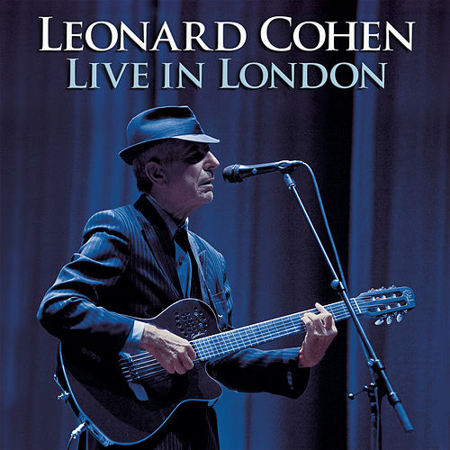 Live In London de Leonard Cohen