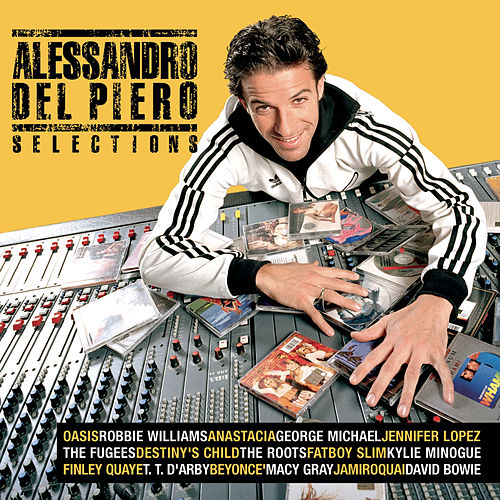 Del Piero Selections von Various Artists