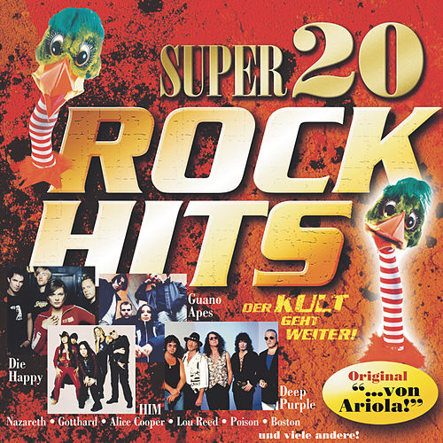 Super 20 - Rockhits von Various Artists