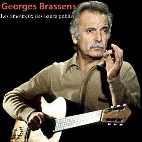 Les amoureux des bancs publics de Georges Brassens