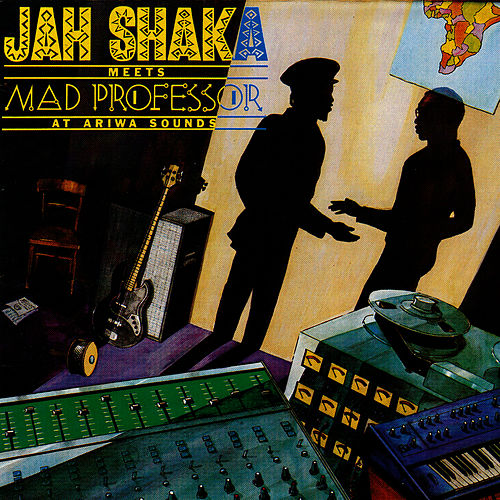 Jah Shaka Meets Mad Professor at Ariwa Sounds by Mad Professor