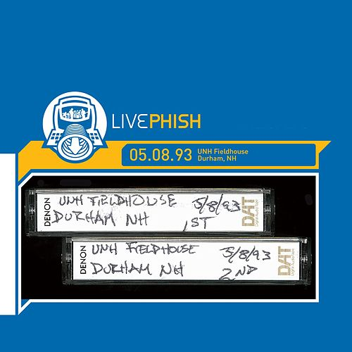 LivePhish 05/08/93 by Phish