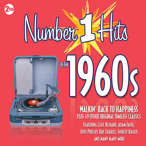 Number 1 Hits of the 1960s de Various Artists