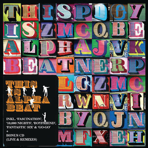 This Is Alphabeat de Alphabeat