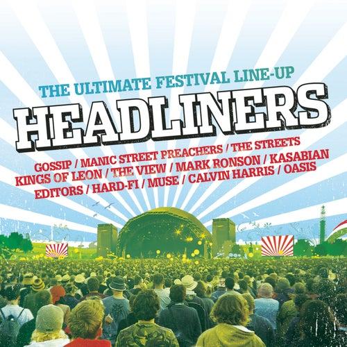 Headliners de Various Artists