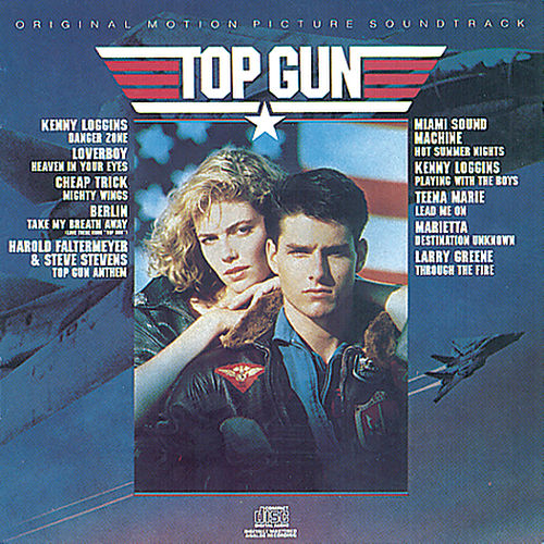 TOP GUN/SOUNDTRACK van Original Motion Picture Soundtrack