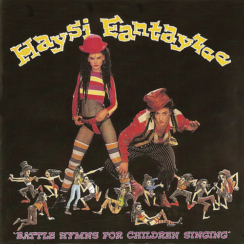 Battle Hymns For Children Singing von Haysi Fantayze