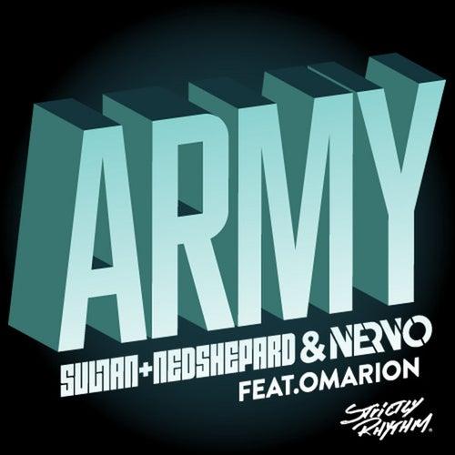 Army de Sultan & Ned Shepard