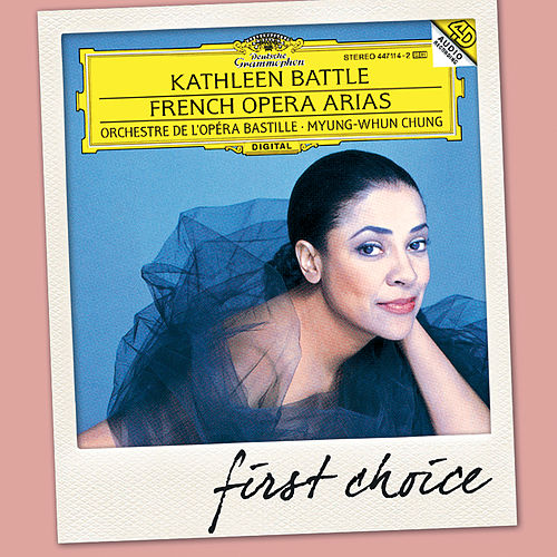 French Opera Arias de Kathleen Battle