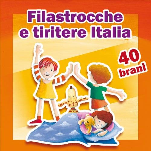 Filastrocche e tiritere (Della tradizione italiana) von Alice