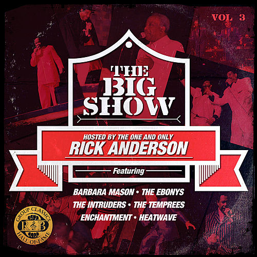 The Big Show (70's Soul Music Live) - Volume 3 (Digitally Remastered) de Various Artists