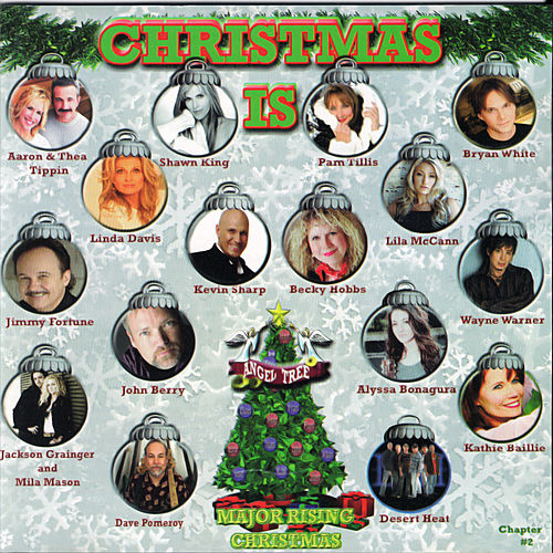 Christmas Is by Various Artists