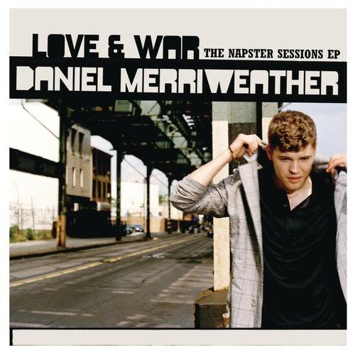 Love & War - Napster Sessions EP de Daniel Merriweather