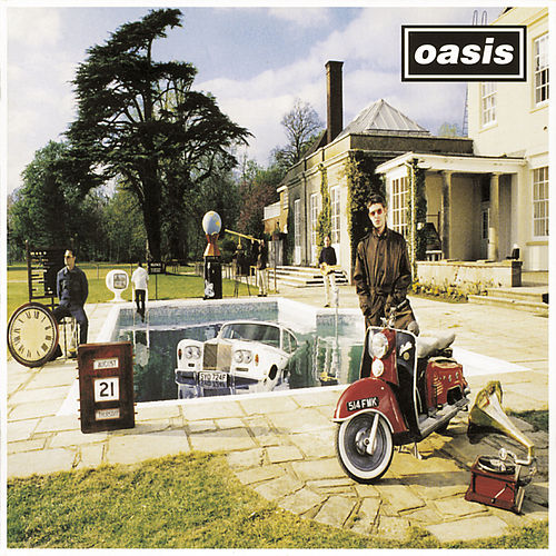 Be Here Now de Oasis