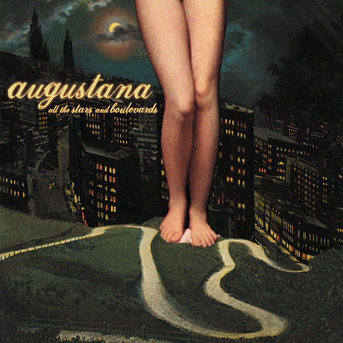 All The Stars and Boulevards van Augustana